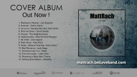 MattRach - COVERS (Album)