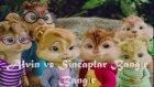 Alvin Ve Sincaplar Bangır Bangır (Gülşen Cover) Remix