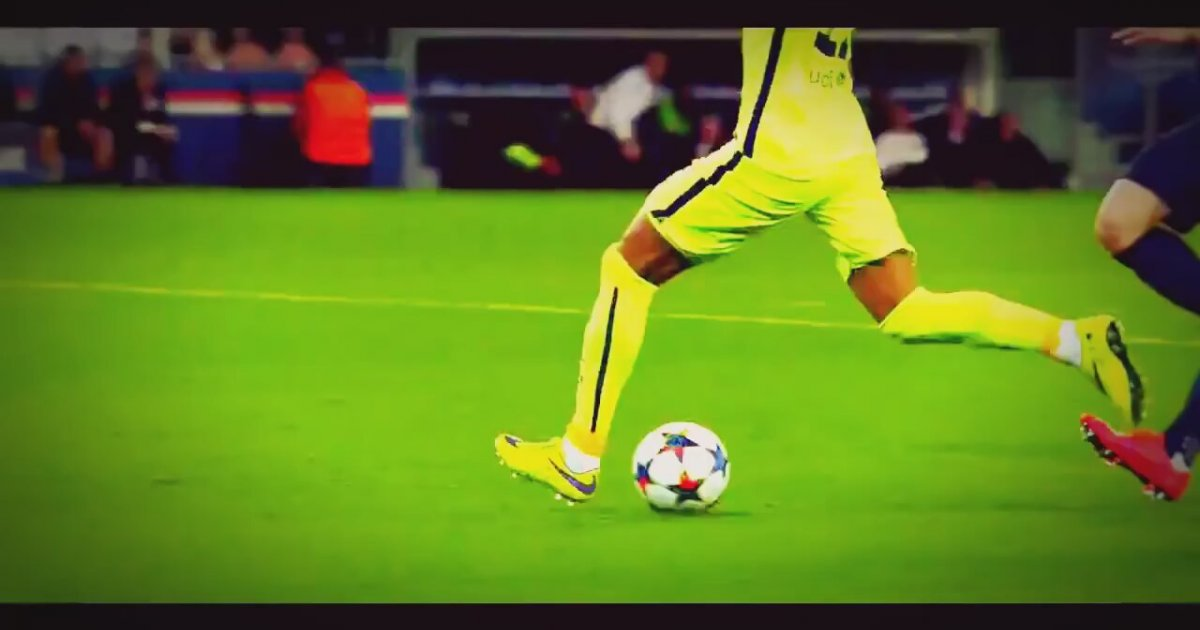 Neymar Jr King Of Dribbling Skills 2015 |HD| | İzlesene.com