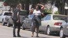 Sokakta Paintball Tabancasıyla İnsanları Şakalayan Adam