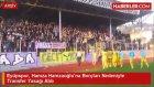 Eyüpspor, Hamza Hamzaoğlu'na Borçları Nedeniyle Transfer Yasağı Aldı