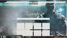 Google Arka Plan Değiştirme