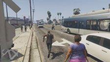 Grand Theft Auto V Gizemleri (Easter Eggs)   Bölüm 1   CJ