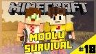 Game of Mods #18: Yürüyen Ağaçlar - Süper Kahramanlar [Modlu Survival]