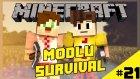 Game of Mods #21 Sapık Köylüler - Boks Maçı! [Modlu Survival]
