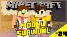 Game of Mods #24 Amele Olduk ! [Modlu Survival]