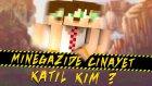 Minecraft Adventure Haritası : Minegazi'de Cinayet -1-