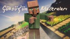 Minecraft Dizi - Çüksüz'ün Maceraları -1- Çüksüz Nasıl Oldu ?