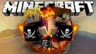 Minecraft Karayip Korsanlı Şans Blokları Yarışı