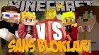 Minecraft Şans Blokları -8 - Lucky Block Modu w/Aga,İbo,TTO