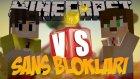 Minecraft Şans Blokları - Lucky Block Modu  - Bu Kadar da Olmaz !
