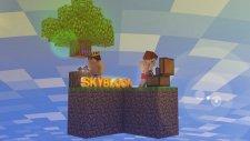 Minecraft : SkyBlock -6- Server'da Zengin Olma Adımları - Kaktüs Tarlası !