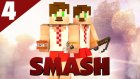 Minecraft - Smash 4 - w/Ahmet Aga,Wolvoroth,ServerButik