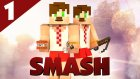 Minecraft - Smash w/Ghost Gamer - Wolvoroth Gaming - Batuhan Çelik - Ozan Berkil