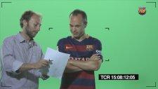 Arda ve Iniesta'lı Lassa Reklamının Kamera Arkası