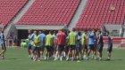 Barcelona'lı Futbolcuların Keyifleri Yerinde