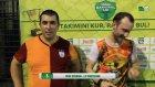 Soner Uslu - Portelona FC Maç Sonu Röportaj