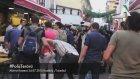 Vatandaşı yere fırlatan kahraman türk polisi - Kadıköy