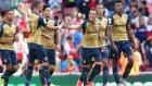 Arsenal 6-0 Lyon (Maç Özeti)