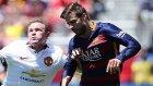 Manchester united 3-1 Barcelona (Maç Özeti)