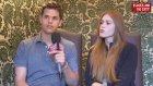 Max Carver Ve Holland Roden Teen Wolf Karakterlerini anlatıyorlar...