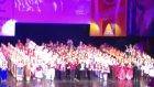 01Emine Örnek Okulları 12.Uluslararası Çocuk Folklor Dans Festivali, 11-17 May '15 Bursa AKKM