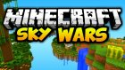 İŞTE BU!! - Minecraft Sky Wars - INSANE MOD!
