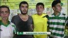 Yeşil Kartallar Fc İbrahim Emre Basın toplantısı...