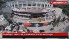 Beşiktaş'ın Yeni Stadı, Fenerbahçe Maçına Yetişmiyor