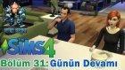 Oyun Serisi - The Sims 4 Bölüm 31: Günün Devamı (Get To Work)
