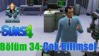 Oyun Serisi - The Sims 4 Bölüm 34:Çok Bilimsel (Get To Work)