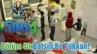 Oyun Serisi - The Sims 4 Bölüm 40: Batsın Bu Tükkan! (Get To Work)