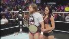 Stephanie, Daniel Bryan, Brie & Kane Raw TR Altyazılı