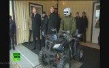 Rus Üretimi Süper Savaş Robotu