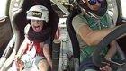 Test Pilotunun 5 Yaşındaki Oğlunun Sürüş Sırasındaki Korku Dolu Anları