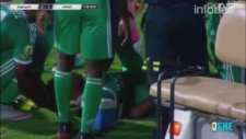 Futbol Maçında Omurganın Kırılması - Rodi N'daye ( 18)