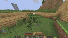 Minecraft Game Of Mods - Villaya Giriş - Bölüm 4