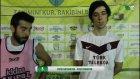 Sams FC - İstasyonspor Basın Toplantısı / SAMSUN / iddaa rakipbul 2015 açılış ligi