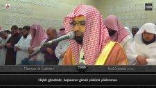 Nasser Al Qatami - İsra Suresi (9-25) Ve Meali (Ramazan 2015)  720p