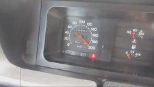 Tofaşla 200 Km Hız Yapmak