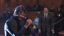 Tom Cruise ve Jimmy Fallon'dan Playback Savaşı