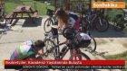 Bisikletçiler, Karadeniz Yaylalarında Buluştu