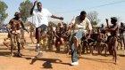 Nba Yıldızları Afrika'daki İlk Maça Hazır