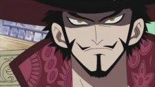 One Piece Zoro vs Mihawk