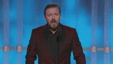 Ricky Gervais - Golden Globe Gömüşleri (2012)