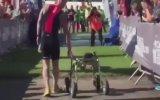 Serebral Palsili 8 Yaşındaki Çocuğun Triatlon Başarısı