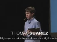 TED Konuşmaları – 12 Yaşındaki Uygulama Programcısı