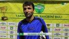 Tolga Tuzcuoğlu - Cms Jant Sanayi Maç Sonu Röportaj