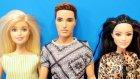 Barbie'nin Lüks Tatil Evi Misafirleri - EvcilikTV Barbie Oyuncakları Videoları