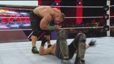 John Cena vs. Seth Rollins - United States Championship Match: Raw, [ 27 Temmuz 2015 ]
